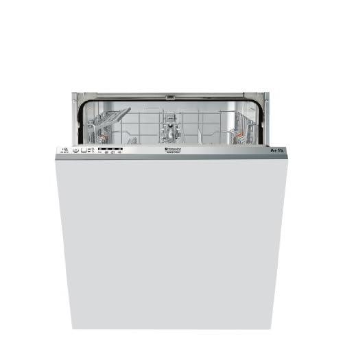 Hotpoint LTB 4B019 EU lavastoviglie,Potenza sonora 49db(A), 4 programmi di lavaggio, Sistema di sicurezza Overflow, A+.Consumo Acqua Ciclo Standard: 11L.