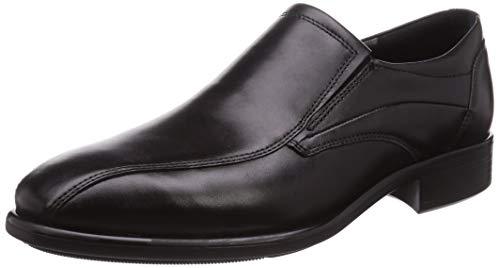 ECCO Herren CITYTRAY Slip-on, Black, 42 EU