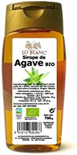 Sirope de agave bio Lo Blanc - Con dosificador 700 g