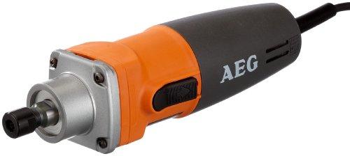 EG Haustechnik 4935412985 GS 500 E Geradschleifer, W, 24 V, Schwarz, Orange