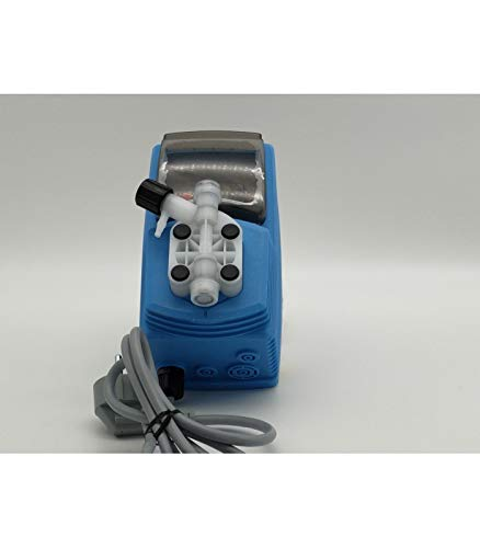 YMBERSA Bomba dosificador Impulso volumétrica Cloro y pH. Rango de Trabajo: Caudal 7.5-2 Lt/h - Presión O-15 Bar