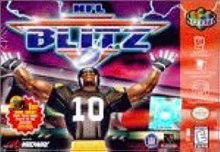 Nfl Blitz Game N64