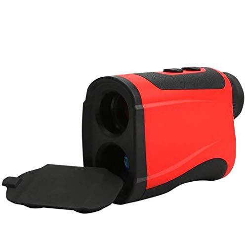 XBSLJ Ferngläser, Golf Handheld 600 Yards Entfernungsmesser Geschwindigkeitsmesser, 7X Zoom HD Optisches System, USB-Aufladung, perfektes Zubehör oder Golfgeschenk