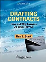 Drafting Contracts Publisher: Aspen Publishers