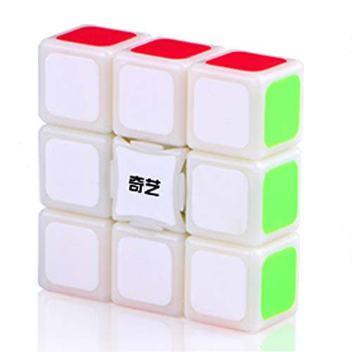 TOYESS Super Floppy Cube Stickerless, 1x3x3 Speed Puzzle Cube para Principiantes
