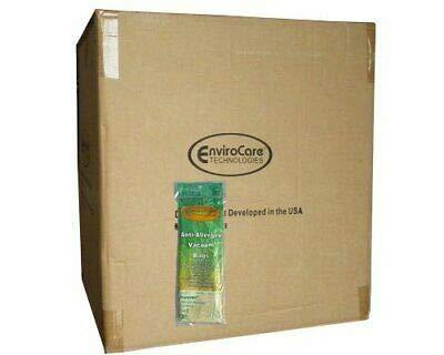 Electric Vac LLC 1 (50) Pqtes Hoover Tipo I # AH10005 Platinum Frasco Aspirador de allerge