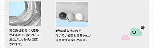 ベビーフロート赤ちゃん用スイマーバンド付きモノトーン(SmileCloud)