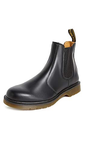 Dr. Martens 2976 GAUCHO Unisex-Erwachsene Chelsea Boots, Schwarz, 38 EU