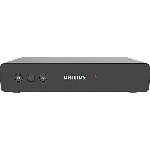 Philips 253649778 Digital Box Satellite Receiver DVB-S2