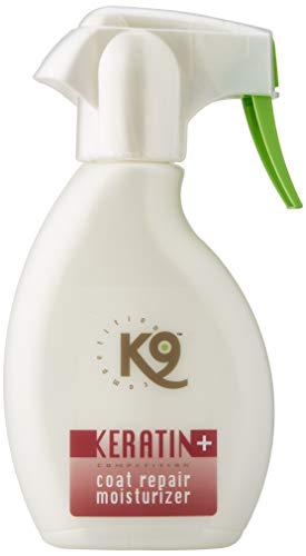 K9 Kératine + Moisture Spray Réparation Pelage pour Chien 250 ML