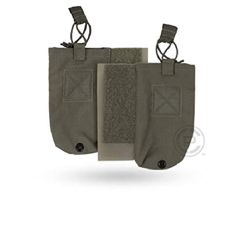 Crye Precision JPC MBITR Radio Tasche, Ranger Green, 2 Stück