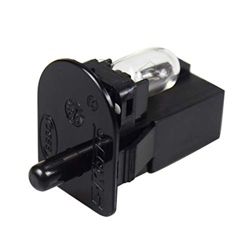 Glove Box Lamp Light Bulb and Switch 04565022 Fits for Chrysler Dodge Jeep
