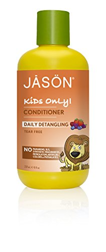 JASON Kids Only, Daily Detangling Conditioner, 8 Ounce