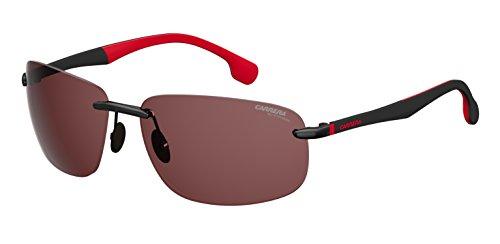 Carrera 4010-S-807-62 zonnebril, zwart (Negro), 62.0