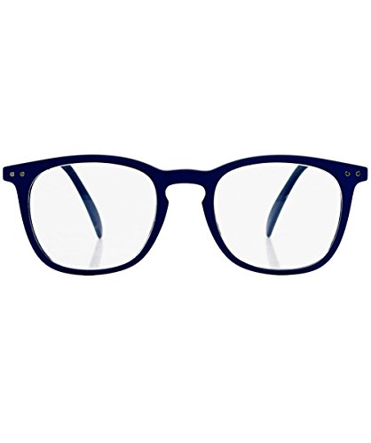 Izipizi #E LetmeSee Leesbril Navy Diopter +1