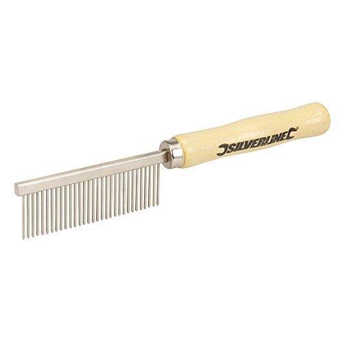 Silverline 629268 Farbpinsel-Reinigungskamm 175 mm
