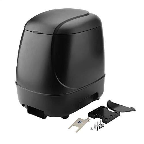 TOPINCN Alimentador automático de Peces Al Aire Libre Inteligentement