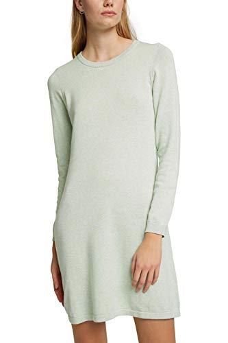 edc by Esprit 120CC1E314 Robe, 335/Dusty Green, XXL Femme
