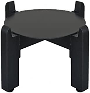 Ceramic Crock Stand for Counter - Black