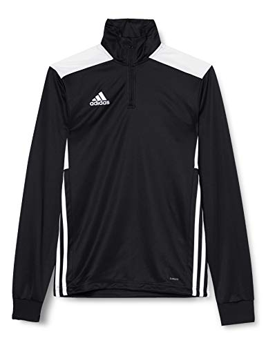 adidas Męska bluza REGI18 TR TOP bluza, czarno-biała, M
