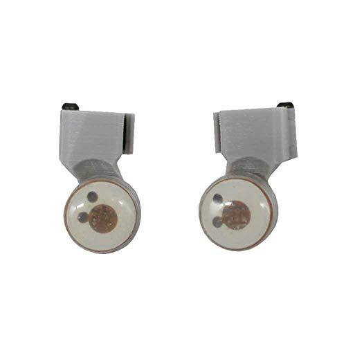 Matedepreso Blinkendes Suchscheinwerfer-Nachtflug-Signal Warnung LED-Licht Quadcopter LED-Lampe Drohne Ersatzteile für Mavic Mini