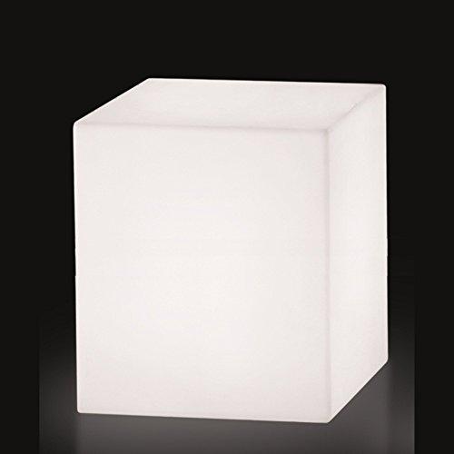 Slide LPCUE051A Cubo 50 Version E2 Cube Lumineux pour Extérieur