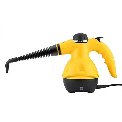 Handheld Steam Cleaner, Portable Steam Cleaner met High Efficiency Sterilisatie en hoge temperatuur om vlekken te verwijderen, gebruikt te verwijderen oppervlak vlekken, Ground of koelkast