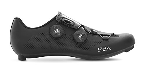 Fizik R3 ARIA Shoes, Black/Black, Size 44