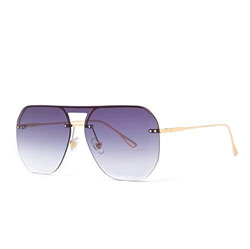 enioysun Gafas De Sol Aviador Gafas de Sol con Lentes polarizadas Que cambian de Color para Hombres y Mujeres. (Lenses Color : C7)