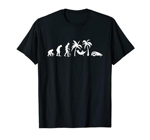 Hombre Robot cortacésped Evolution Camiseta