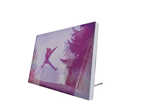 Ihr Foto auf Holz gedruck – Holz selbst gestalten mit dem eigenen Foto (Holz, Querformat 20x14x1,2cm)