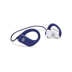 JBL Endurance SPRINT - Waterproof Wireless In-Ear Sport Headphones - Blue