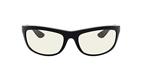 Ray-Ban Rb4089-601/Bl-62 Gafas, Multicolor, 62 para Hombre