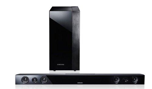 Samsung HW-F450 - Barra de sonido de 280W (Bluetooth), negro