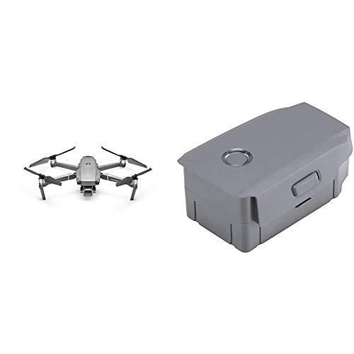 DJI Mavic 2 Pro - Drone con Cámara Hasselblad L1D-20c, Vídeo HDR 10 bits, Tiempo de Vuelo 31 Min + Batería inteligente para Mavic 2 Pro y Mavic 2 Zoom   Extende los tiempos de vuelo de tu Drone