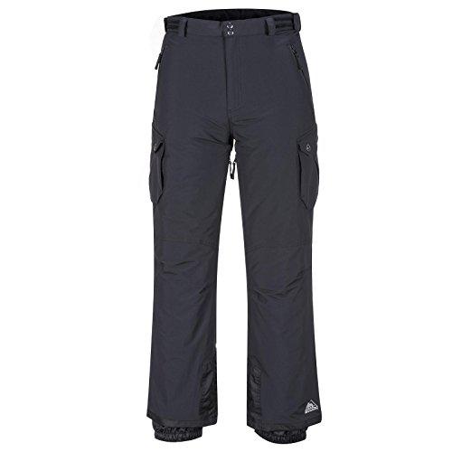 Cox Swain Herren Ski-/Snowboardhose Jackson - 8.000mm Wassersäule, Colour: Black, Size: L