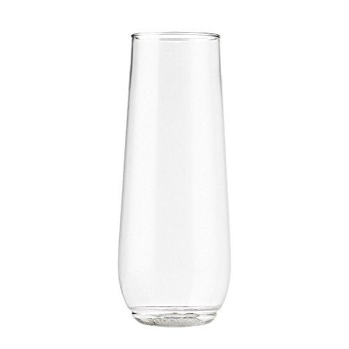 トスウェア『9ozフルートグラス–2個セット』