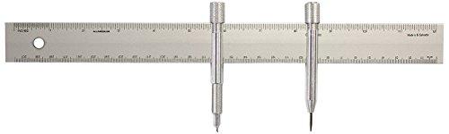 Excel Maßstab Kompass, Drehgelenk und Pin Post