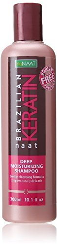Nunaat - nuNAAT Kératine Shampooing Hydratation Profonde 300ML