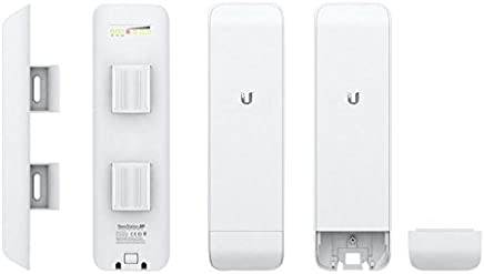 Ubiquiti Networks NanoStation M5 150Mbit/s Power over Ethernet (PoE) White WLAN access point - WLAN Access Points (150 Mbit/s, IEEE 802.3u, 10,100 Mbit/s, 4.9-5.9, 8 MB, 64 MB) - Confronta prezzi