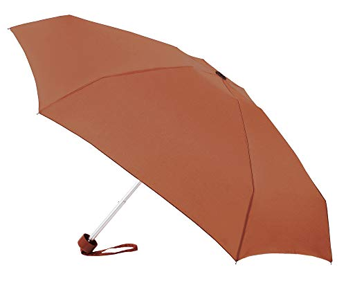 Paraguas Plegable de VOGUE pequeño, Ligero y antiviento. Paraguas Mujer con Sistema...