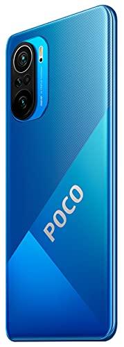 Xiaomi Poco F3 256GB Deep Ocean Blue Dual SIM - 6