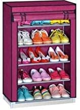 Sterling Shoe Racks for Home, Shoe Rack with Cover Multipurpose Shoes Stand for Shoe Storage Organizer Cabinet