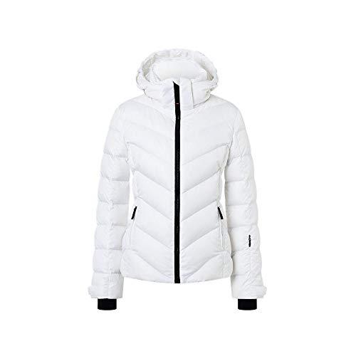 Bogner Fire + Ice Ladies Sassy2-D Weiß, Damen Daunen Isolationsjacke, Größe 38 - Farbe White