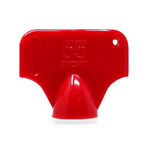 55 Sport X-Type Fußball Stollen Schlüssel Kompatibal mit Adidas Fußballschuhe