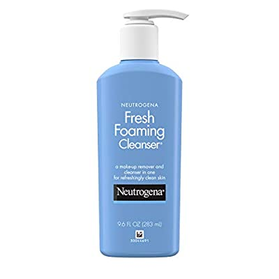 Neutrogena Foaming Facial Cleanser