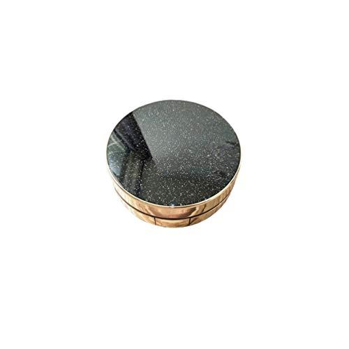 Artibetter Boîte à coussin d'air vide pour crème de maquillage liquide BB CC
