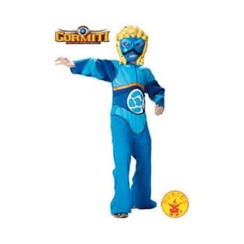 Gormiti Disney 154549S - Disfraz infantil de Señor del mar (talla ...