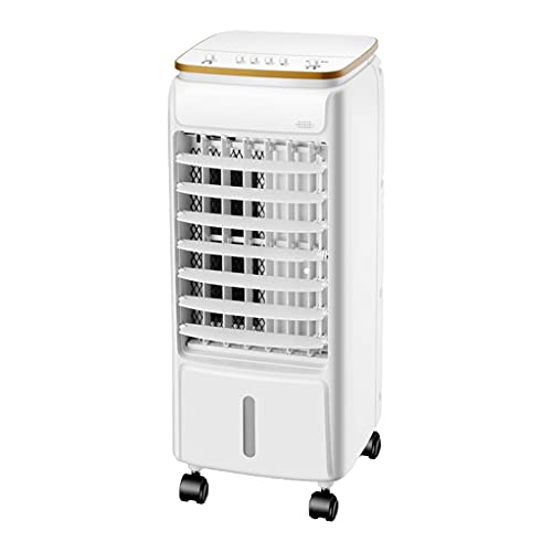 Portable Air Cooler with 3 Fan Speeds,4 Operational Modes,Evaporative Air Cooler 5 Litre Water Tank for Home or Office Use.