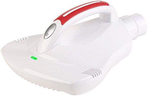 Sichler Haushaltsgeräte Milbensauger: Universeller Anti-Milben-Staubsaugeraufsatz mit UV-Licht und Vibration (Milbenstaubsauger)